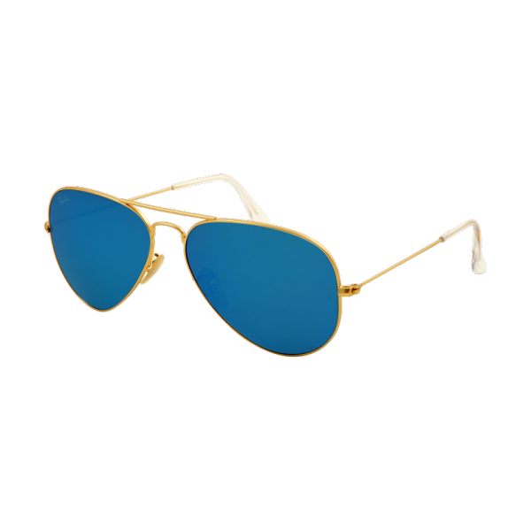 Ray ban aviator verre miroir bleu louisiana bucket brigade for Ray ban verre bleu miroir