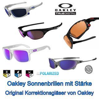 oakley gläser