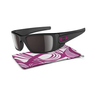 524e841ab76 Oakley POLARIZED FUEL CELL BREAST CANCER AWARENESS EDITION OO 9096 80