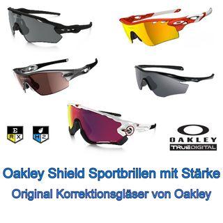 oakley sonnenbrille mit sehstärke